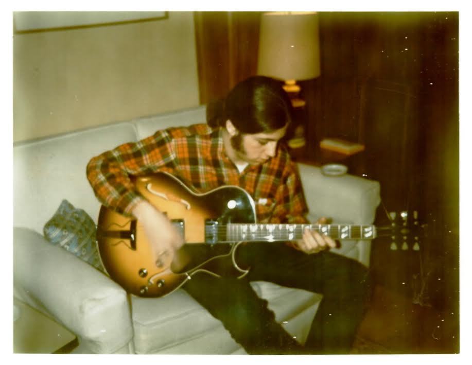 16 year old me playing my Gibson ES-175 I got for my 13th birthday. Why oh why did I let that one get away?